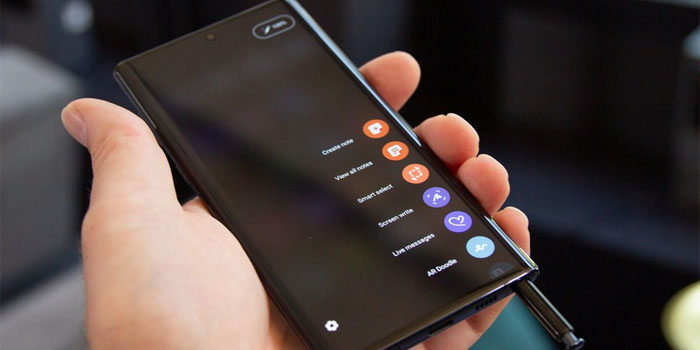Galaxy Note 105G